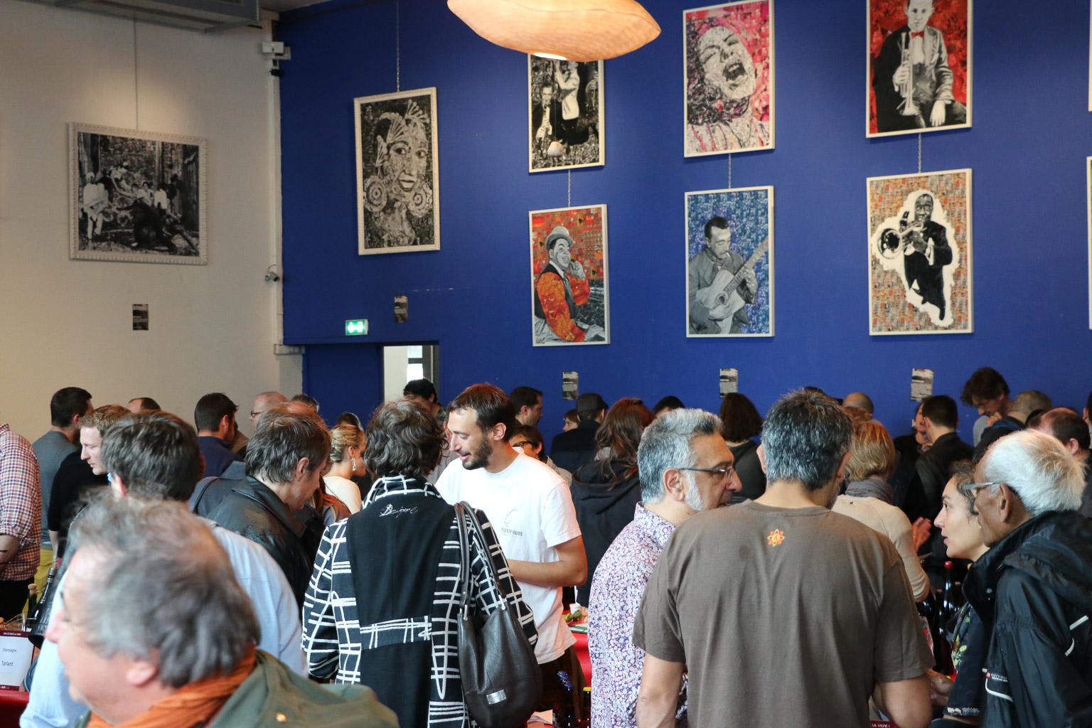 Meet us on a wine fair florian mathilde beck hartweg - Salon des vignerons independants strasbourg ...