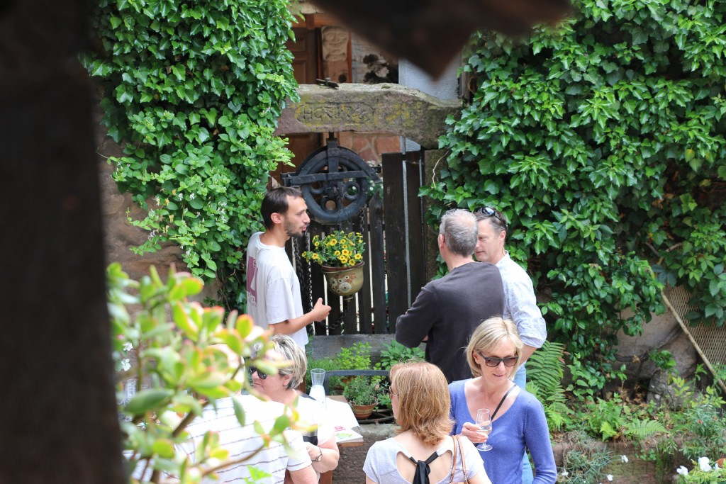 Pique-nique chez le vigneron indépendant 2015