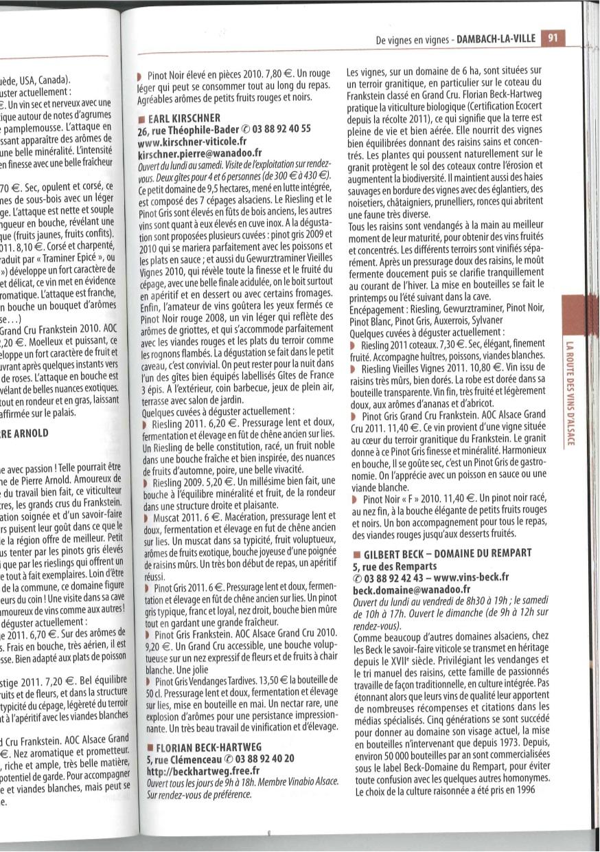 Petit futé Guide Alsace 2013